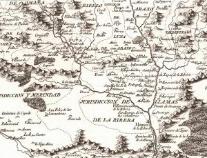 Mapa Tomas Lopez