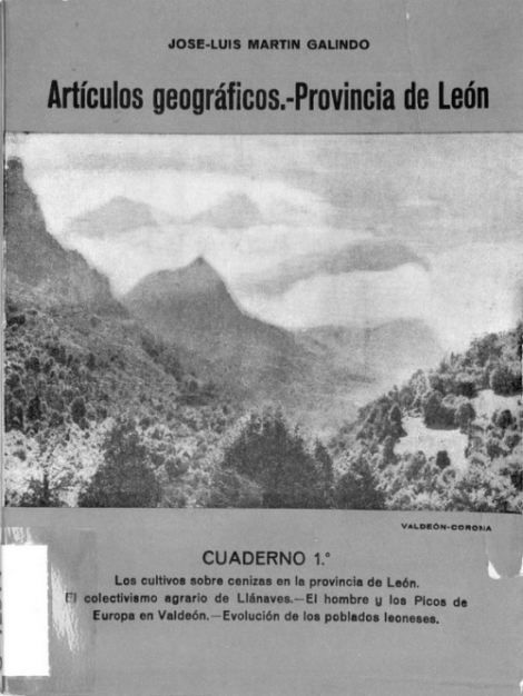Articulos Geograficos Leon
