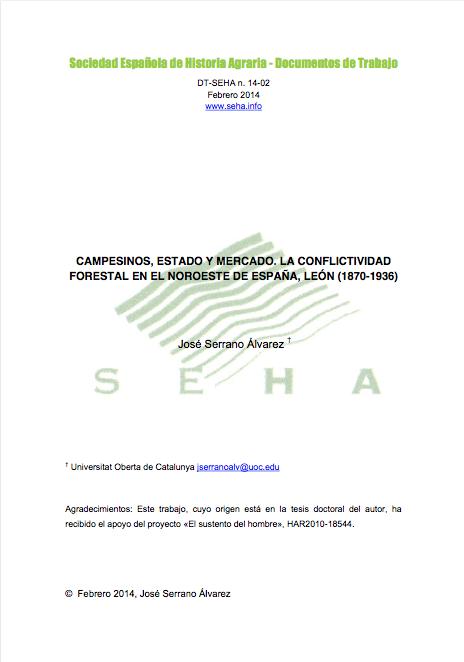 DT Serrano Conflictividad