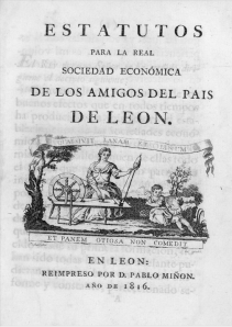 Real Sociedad Economica del Pais de Leon